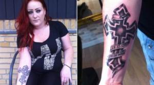 tatueringsbesvikelse