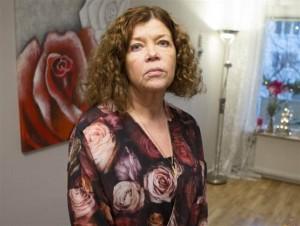 Susanne Bengtsson är oroad för hur de nu ska lösa situationen när släkten kommer över jul.